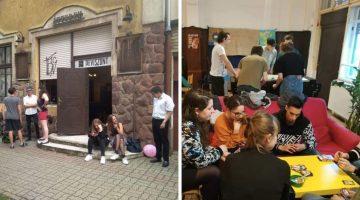 Egy közösségi tér, ahol gondolkodni tanítják a tinédzsereket kép