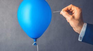 Mikor durran ki a tőzsdei buborék? kép